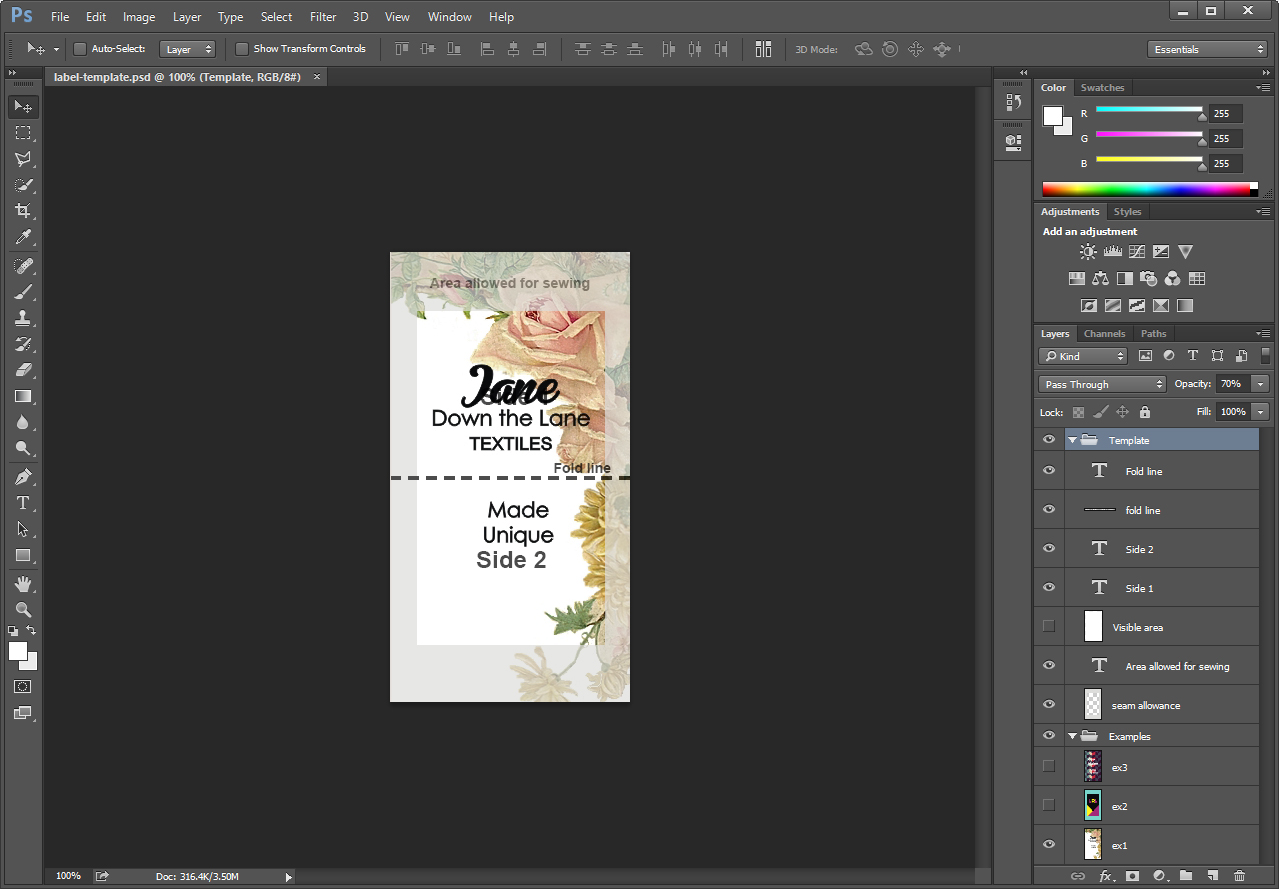Open-the-template-in-Photoshop